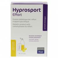 Pileje Hyprosport effort saveur citron 14 sticks