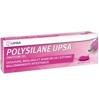 POLYSILANE UPSA gel oral en tube