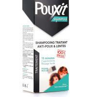 POUXIT Shampoing Anti Poux et Lentes