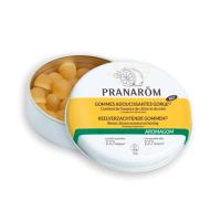 Pranarom Aromagom Gommes Miel Citron