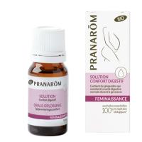 Pranarom Bio Féminaissance Solution confort digestif Flacon 10ml