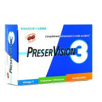 PreserVision 3 - 60 ou 180 capsules