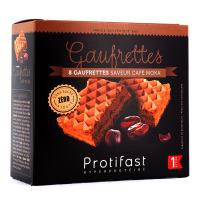 Protifast Gaufrette Café Moka 8 Gaufrettes