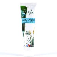 PURALOE - Crème mains bio à l'Aloé Véra 50% - 100ml