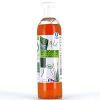 PURALOE - Gel douche bio à l'Aloé Véra - 250 ml