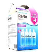 RENU Solution multifonction pour lentilles de contact