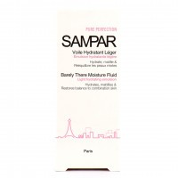 Sampar - voile hydratant leger - 50ml