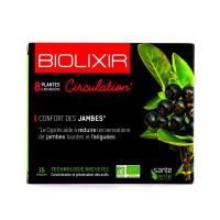 Santé Verte Bio Elixir Circulation 15 Ampoules
