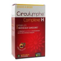 Santé Verte Ciculymphe Complexe H 20 Sticks