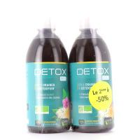 Santé verte detox Bio pour drainer et detoxifier