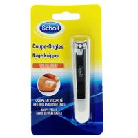 Scholl Coupe-Ongles Durs et Epais