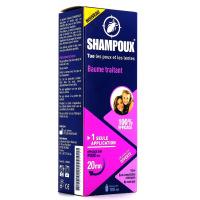 Shampoux baume traitant