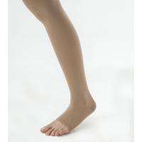 Sigvaris Dynaven Semi opaque chaussettes pied ouvert classe 3