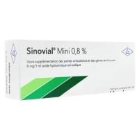 Sinovial Mini 0,8% visco-supplémentation
