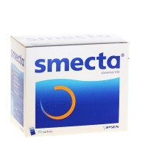 SMECTA 3g Orange Vanille 30 sachets
