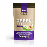 GREEN PROTEIN - Smoothie gourmand 100% vegan - 500g - STC