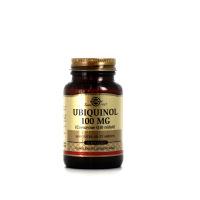 Solgar Ubiquinol 100 mg (Coenzyme Q10)
