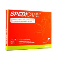 Spedicare patchs soulagement douleurs articulaires