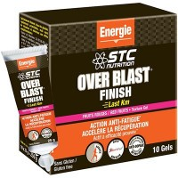 STC Nutrition Over Blast Finish Last Km Fruits Rouges