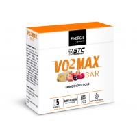 STC Nutrition VO2 Max Bar Fruits Rouges