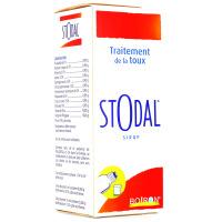 Stodal sirop traitement de la toux Boiron