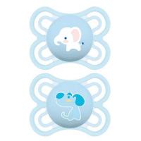 Sucette Silicone Perfect pour bébé de 0-6 mois lot de 2