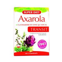 Super Diet Axarola transit - 100 comprimés