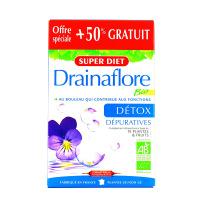 Super Diet Drainaflore BIO 30 ampoules