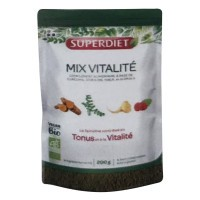 Superdiet - Mix vitalité Bio - 200gr