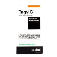 TagviC Stimulant dynamisant 56 gélules NHCO