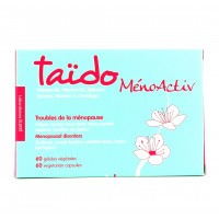 Taïdo MénoActiv - Troubles de la Ménopause
