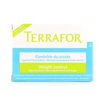 TERRAFOR 2 Contrôle du poids 50 gélules