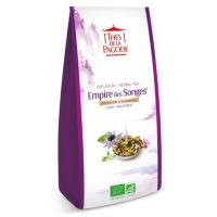 Thé de la Pagode - Empire des songes - Vrac (en feuilles) 40g