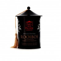 Thé de la Pagode - Rooibos gourmand vanille-amande Bio - 100g en feuilles