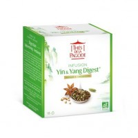 Thé de la Pagode - Yin & Yang digest - 18 sachets Pagode