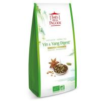 Thé de la Pagode - Yin & Yang digest - Vrac (en feuilles) 70g