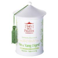 Thé de la Pagode - Yin & Yang digest - Vrac (en feuilles) 80g