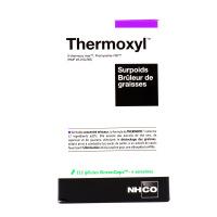THERMOXYL - surpoids, brûleur 112 gélules - NHCO