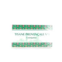 Tisane Provençale N°1, plantes pour tisane - 24 sachets