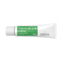 Topiscab 5% crème 30g