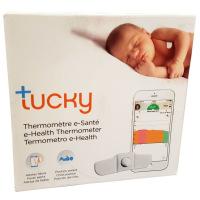 Distroff Tucky e-Santé Thermomètre Bébé Connecté