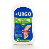 Urgo Extensible 60 Pansements 3 Formats