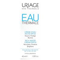 Uriage Crème d'Eau Riche SPF20 40 ml
