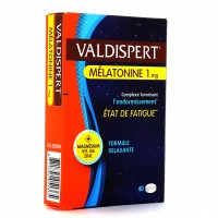 Valdispert Mélatonine 1mg Etat de fatigue