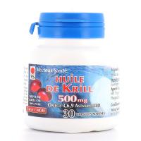 Vecteur Santé Huile de Krill 500mg