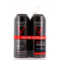 Vichy Homme Mousse de rasage Anti-irritations