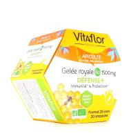 Vitaflor Gelée Royale BIO 1500 mg Défense +