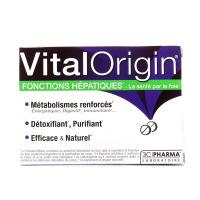 VitalOrigin Fonctions Hépatiques