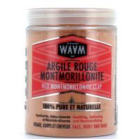 Waam - Argile rouge montmorillonite - 250g