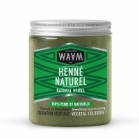 Waam - Henné naturel - 300ml